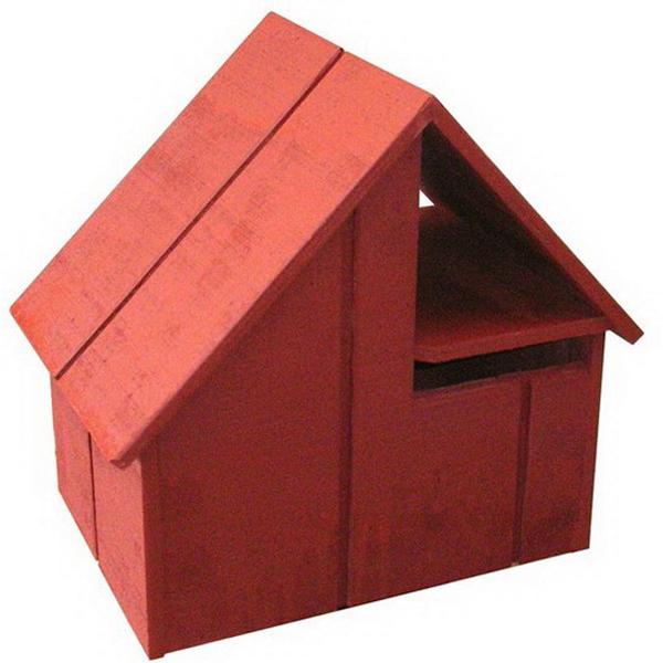 A-Series Californian Letter Box Wood A-CAL