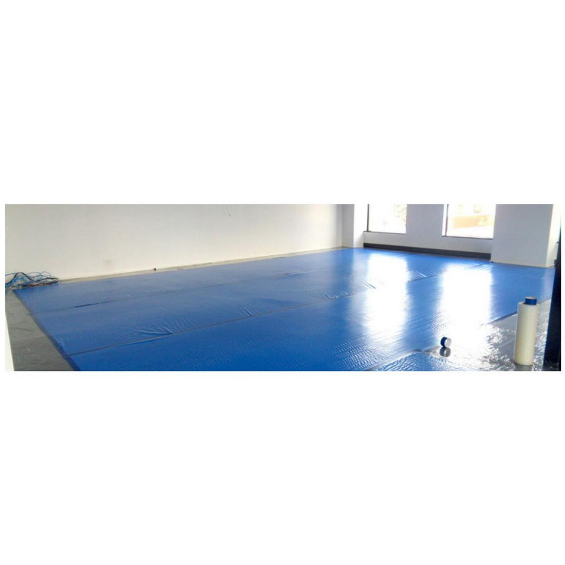 Polyweave Carpet Saver 2 x 50m Roll Blue IPF-800