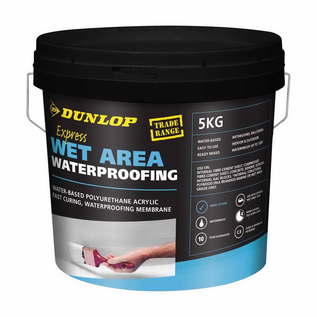 Express 5kg Wet Area Waterproofing Blue/Grey