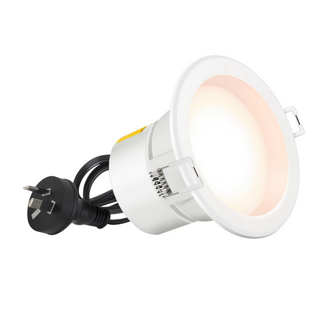 7W White 90mm LED Downlight Cool White