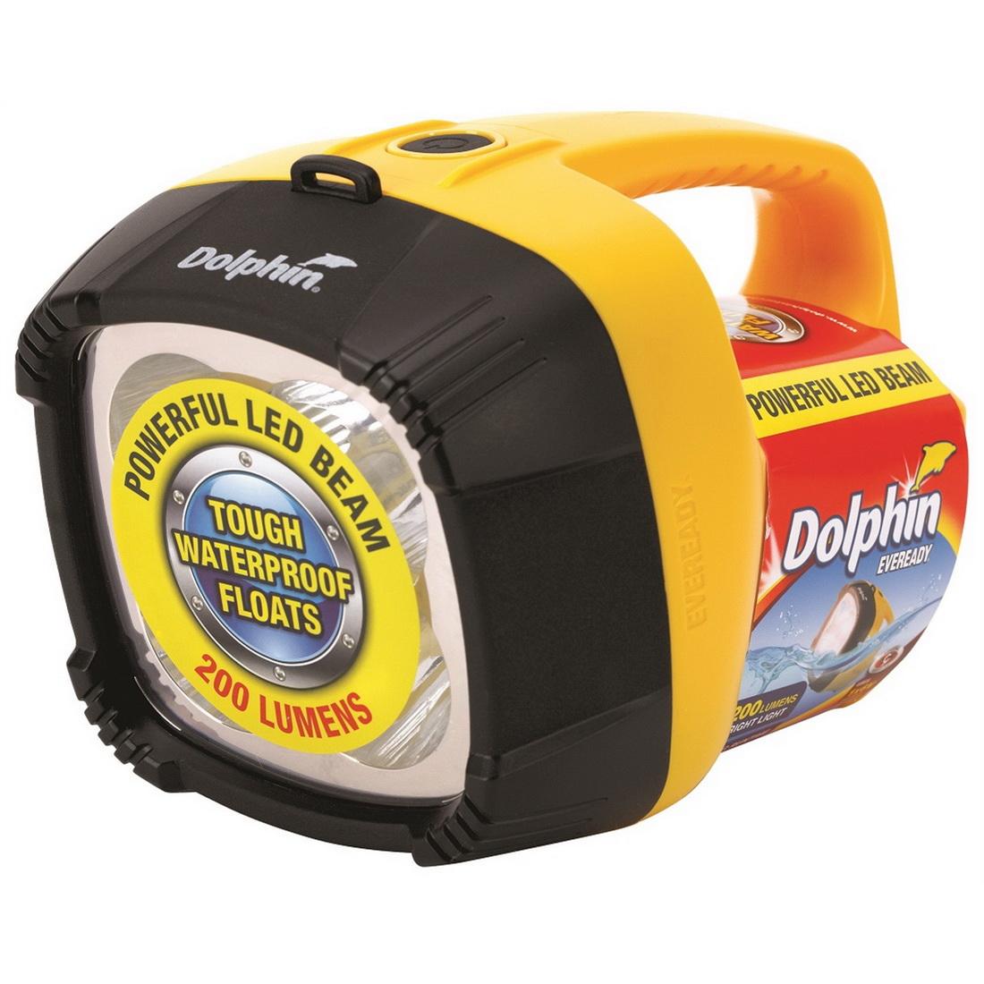 Dolphin 6V 200lm Led Lantern