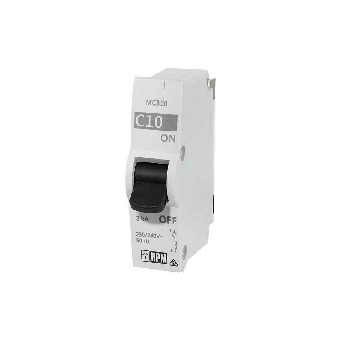 Plug In Circuit Breaker 10Amp DMCB10