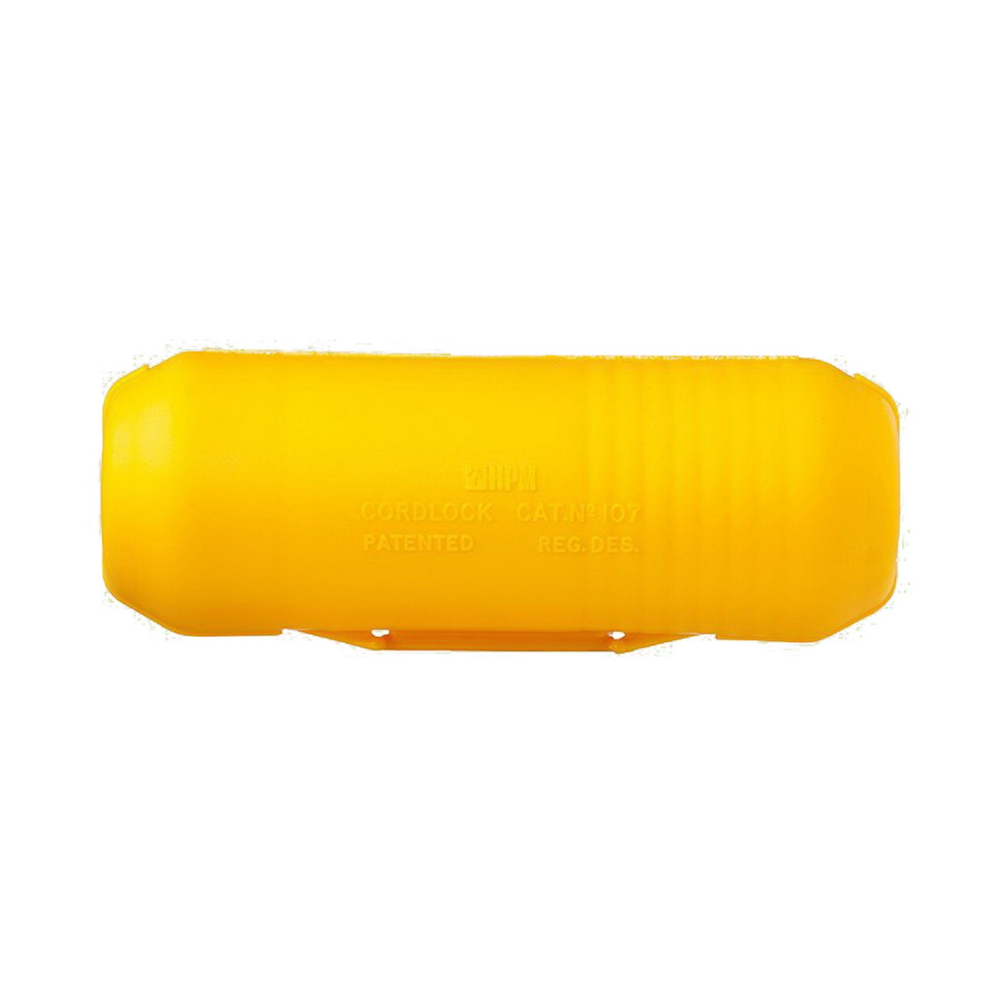 Extension Lead Safety Cord Lock Yellow