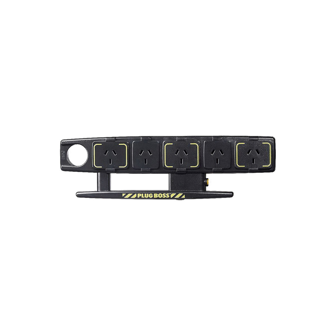5-Outlet 1.8m Plug Boss Power Board