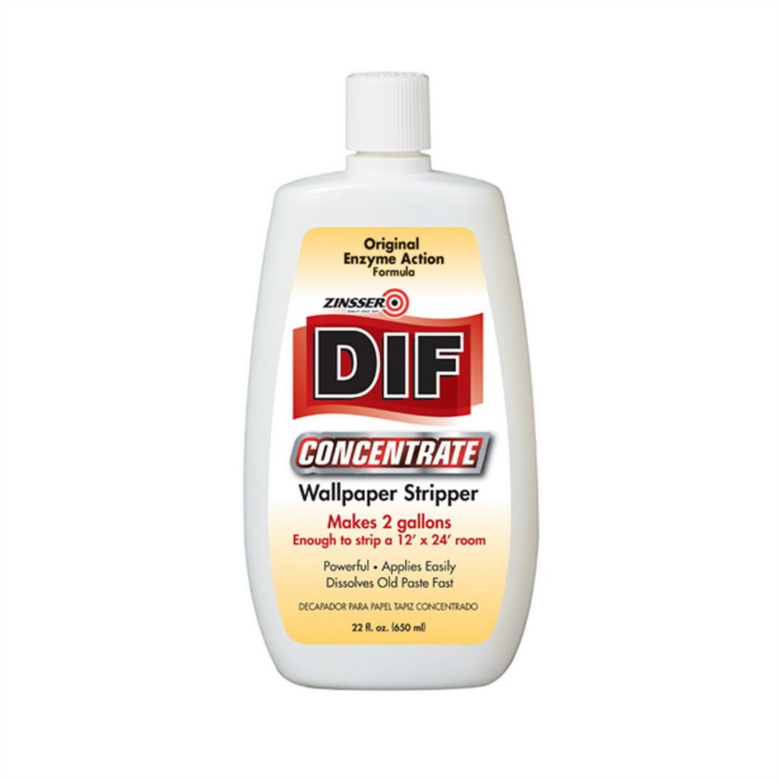 Rust-Oleum  DIF Liquid Concentrate Wall Paper Stripper 650mL HZ02422