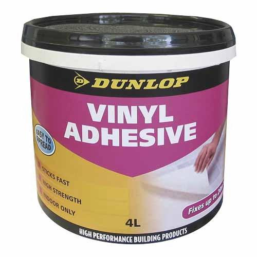 Vinyl Adhesive 1L Cream