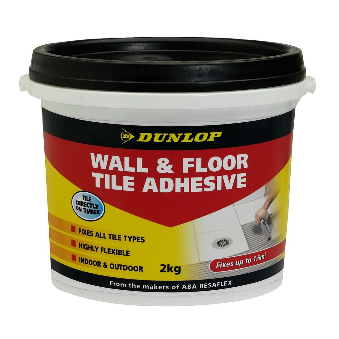 Wall Tile Adhesive 5.5kg White