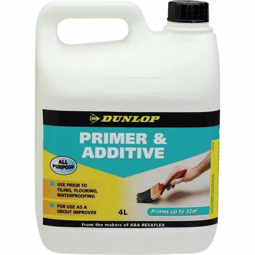 Primer & Additive 4L White