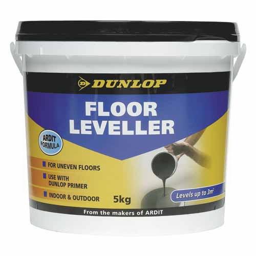 Multipurpose Floor Leveller Compound 5kg Grey