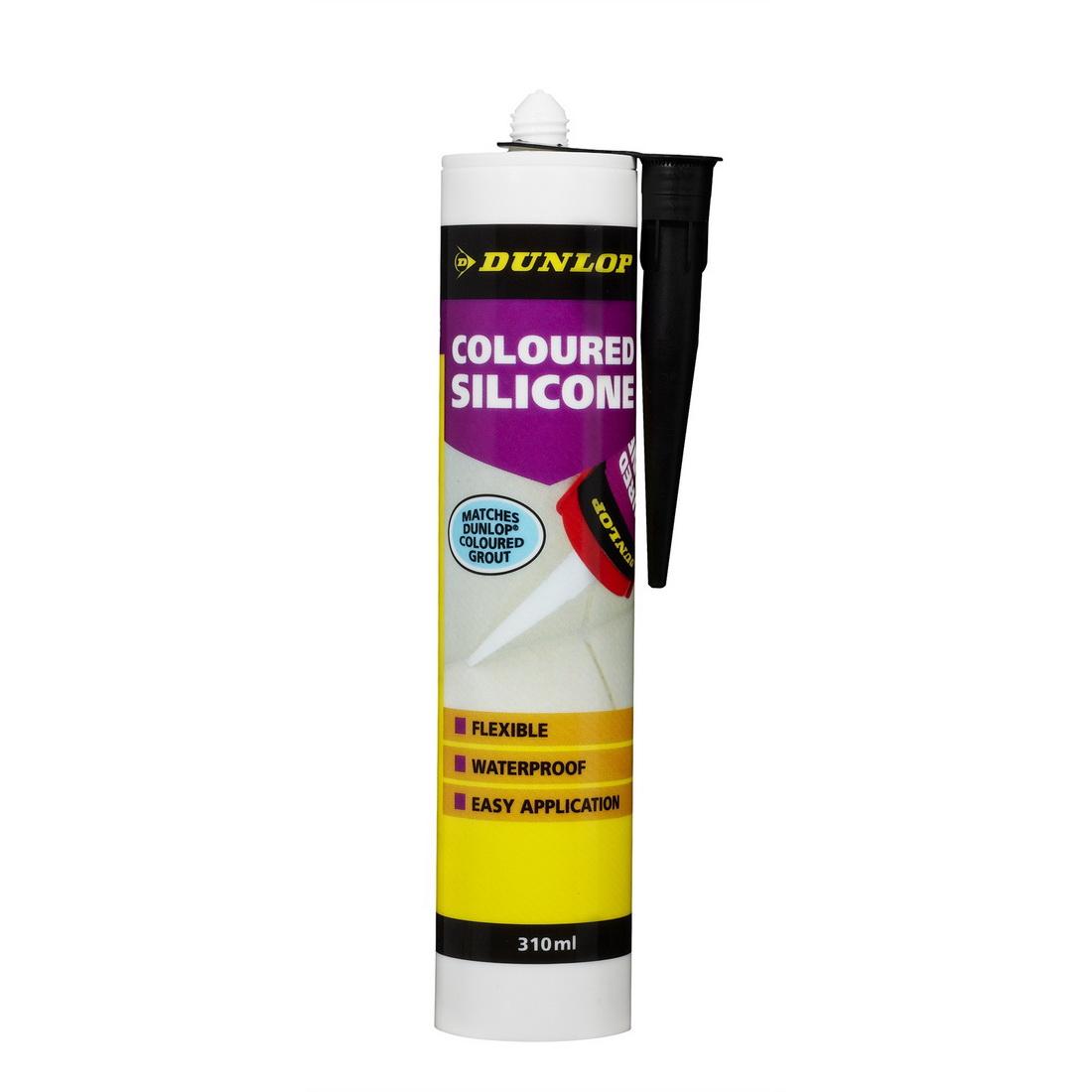 Coloured Silicone 310ml Slate Grey