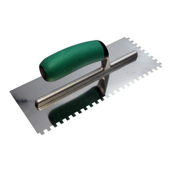 Square Notch Mega Grip Adhesive Trowel 6mm 18760