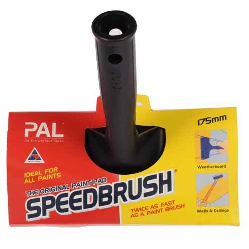 Speedbrush 175mm Handle & Pad