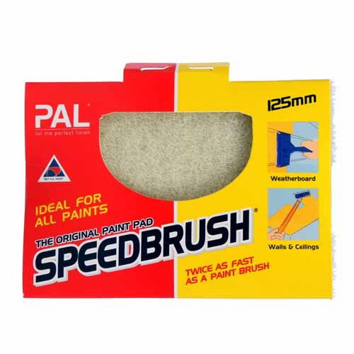 Speedbrush 125mm Replacement Pad