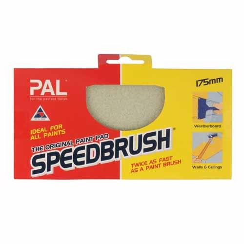 Speedbrush 175mm Replacement Pad