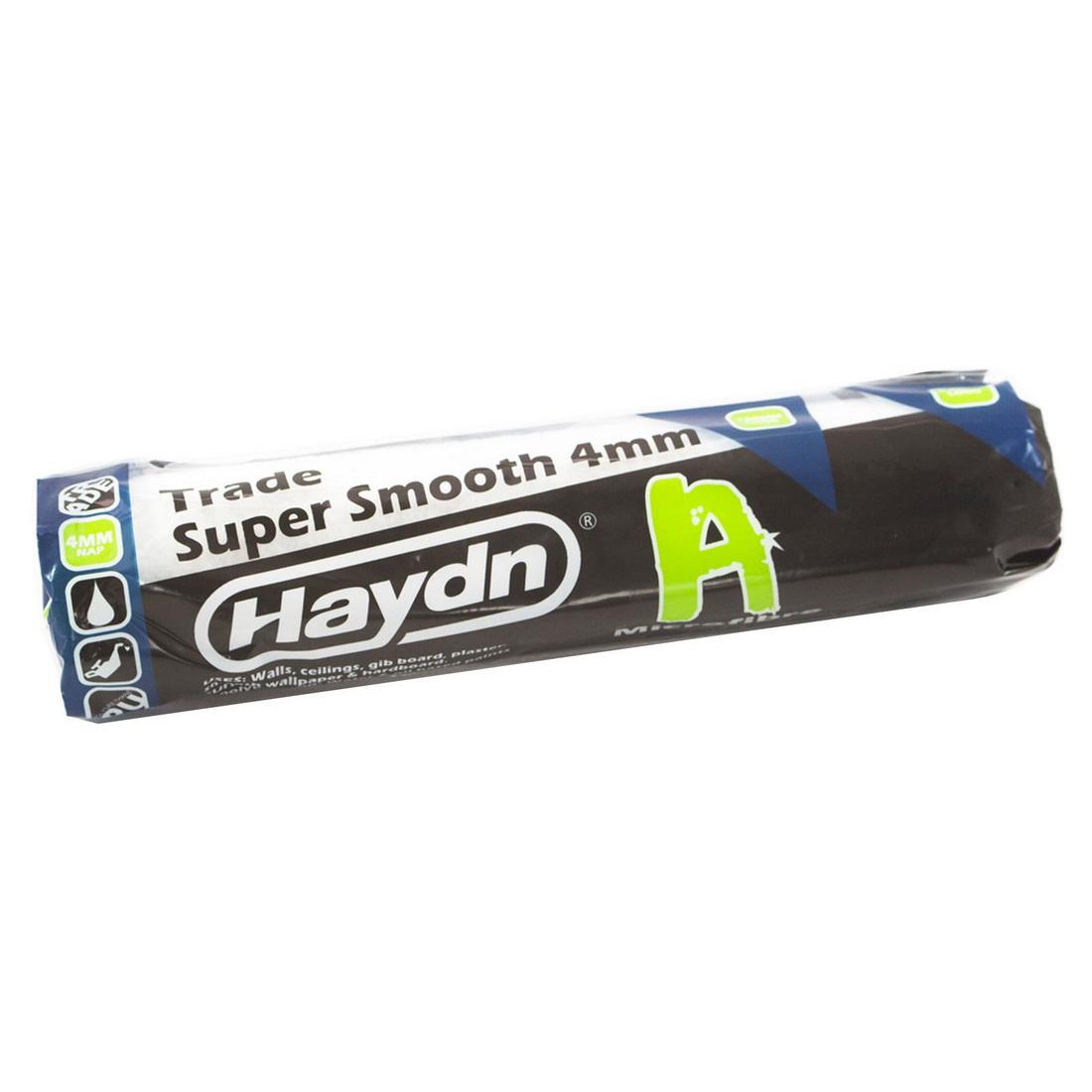 Trade Range 230mm Microfibre Super Smooth Roller Sleeve