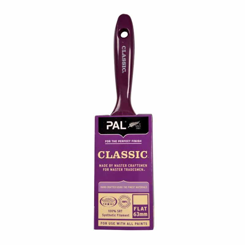 Classic Premium 63mm Flat Paint Brush