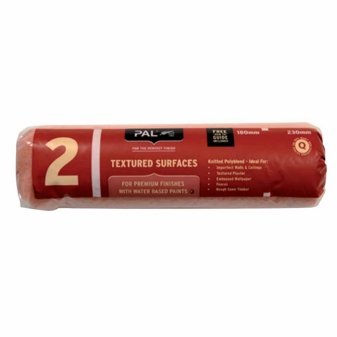 No.2 180mm Knitted Polyblend Roller Sleeve