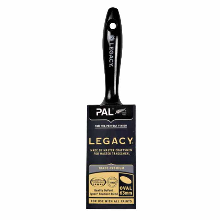 Legacy Trade Premium 63mm Oval Paint Brush