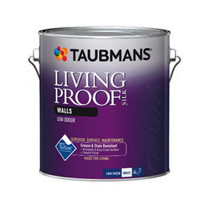 Living Proof 1L Interior Topcoat Acrylic Paint Silk Deep Base