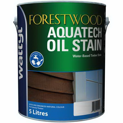 Forestwood Aquatech Exterior Stain Blonde 5L
