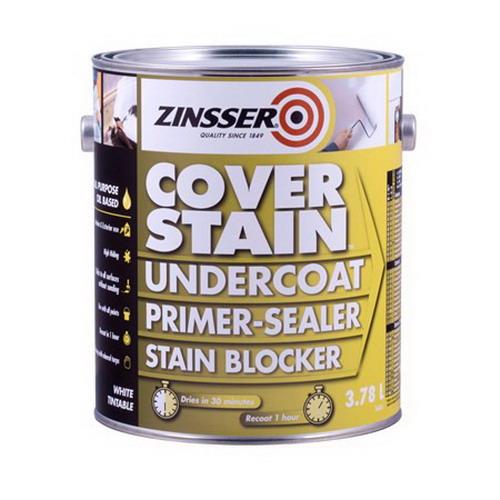 Cover Stain 3.75L Primer Sealer White