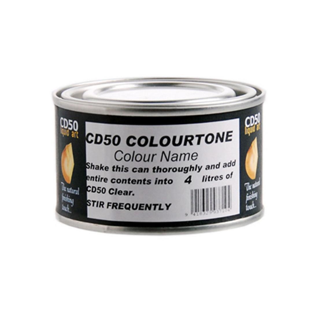 Colourtone For 4L CD50 Oil Cedartone