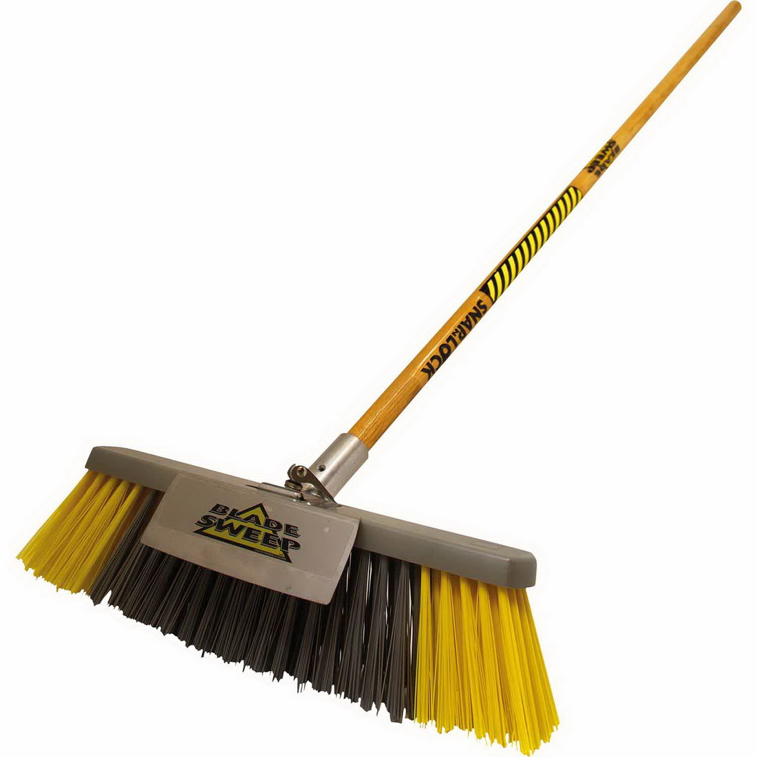 Blade Sweep Broom 457mm Yellow & Grey