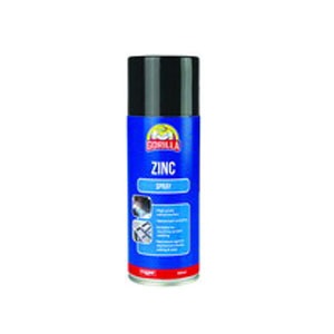 400ml Zinc Spray Rust Preventer