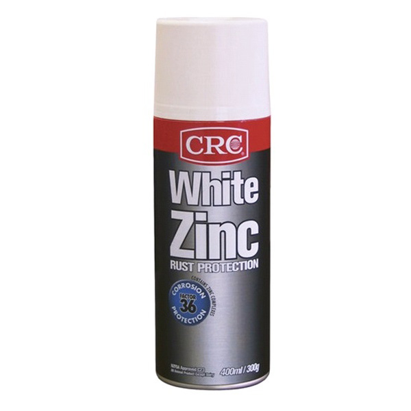 Zinc 400mL Rust Preventer White