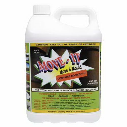 Move It 5L Moss & Mould Remover