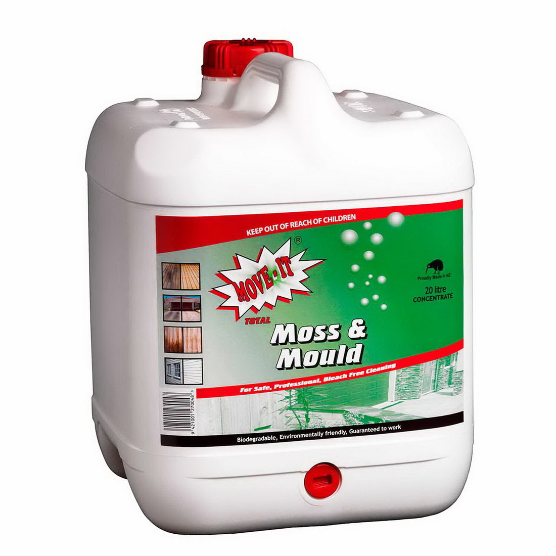 Move It 20L Concentrate Moss & Mould Remover