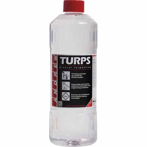 PLACEMAKERS MINERAL TURPENTINE 1L ALE1203