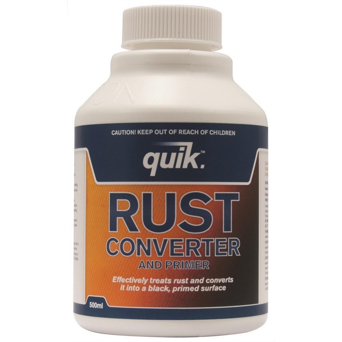 500mL Rust Convertor & Primer