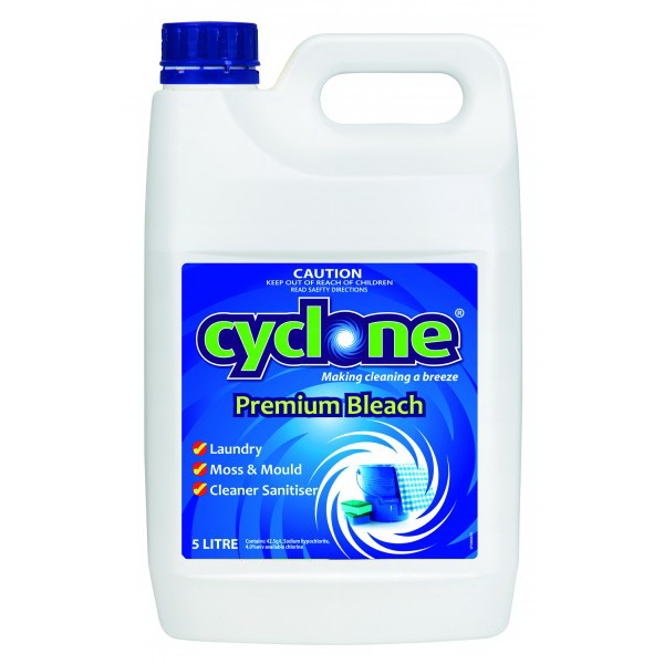 Cyclone Premium Bleach 5L 5385675