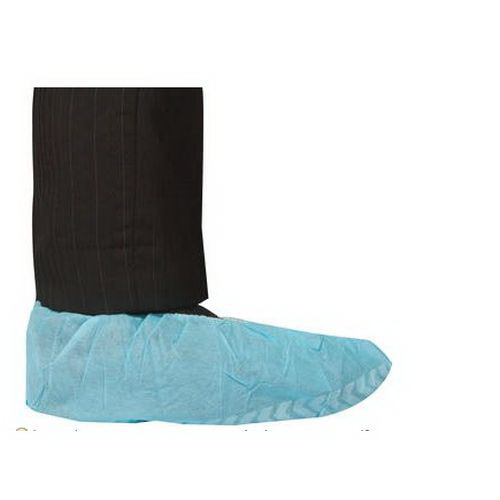 CQ Non Skid OverShoe Protector Cover Polyprop Blue