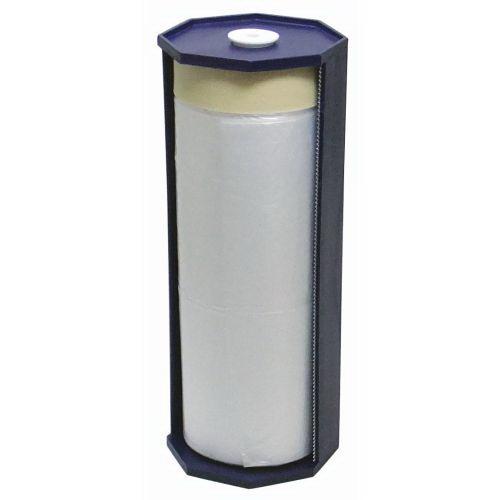 CQ 140cm x 33m Pre-Taped Masking Film with Dispenser