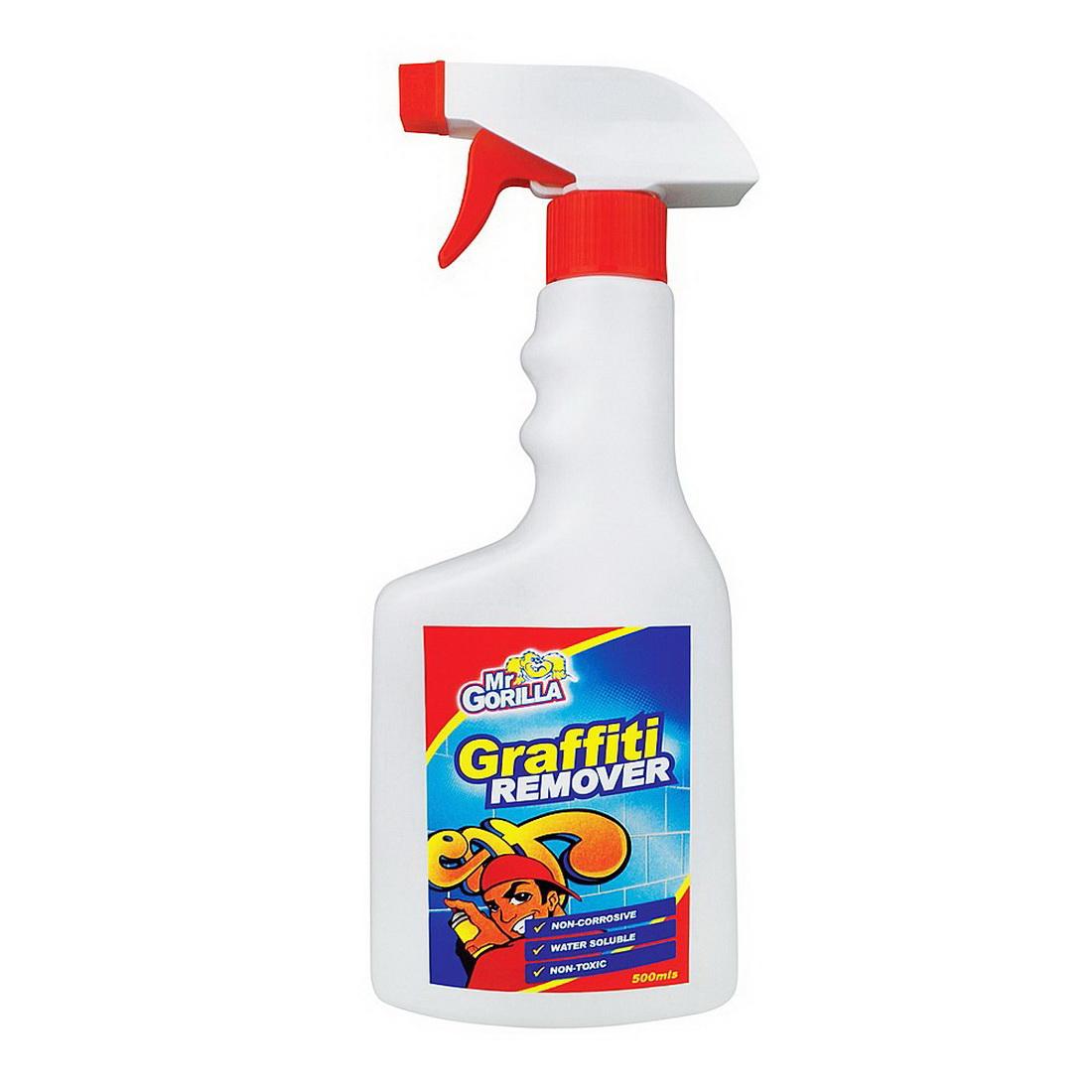 500ml Graffiti Remover Spray Clear