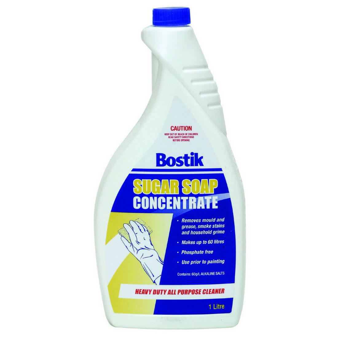 Sugar Soap Ultra Concentrated Heavy Duty Cleaner 5L