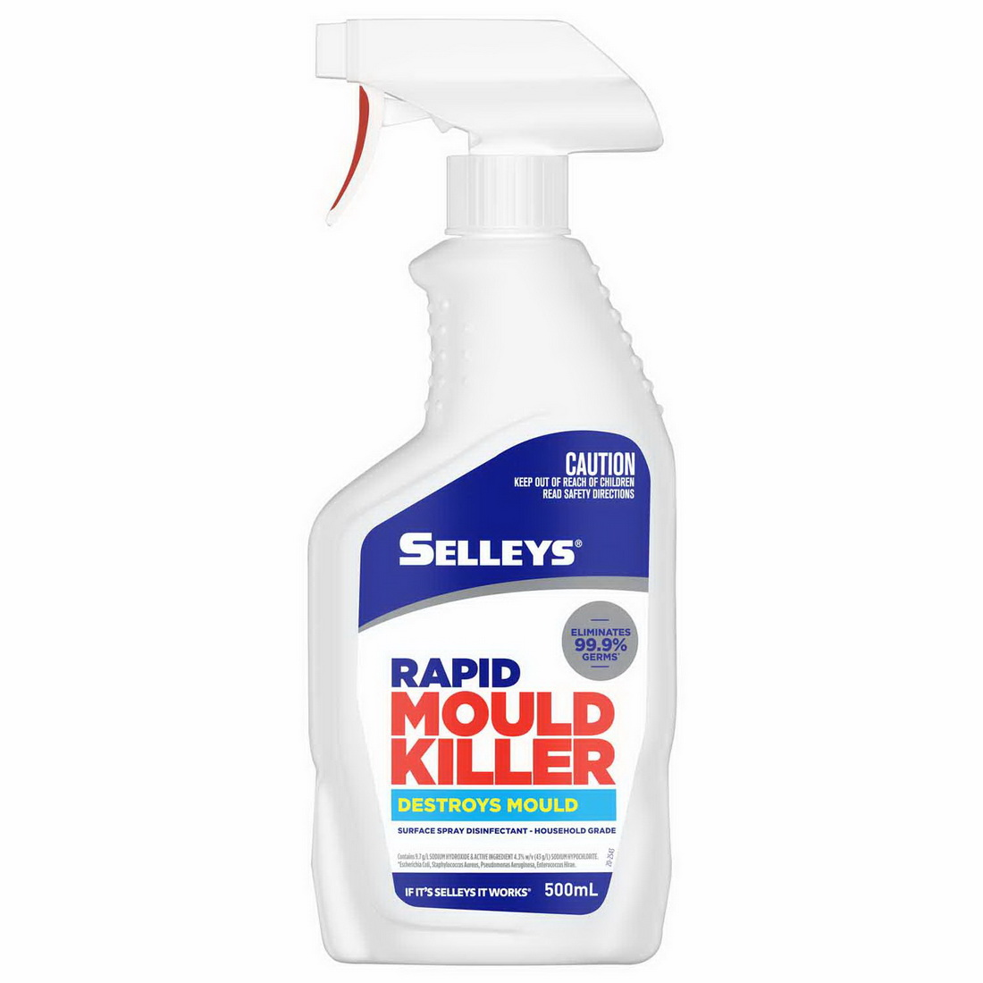 500mL Rapid Mould Killer
