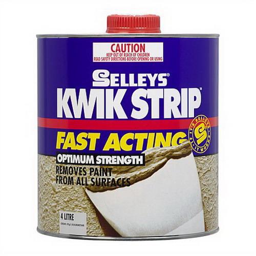 Kwik Strip 4L Paint Remover