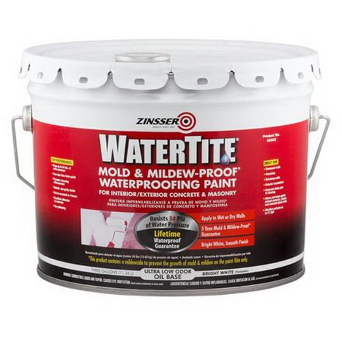 Watertite Mould & Mildew Proof Waterproofing Paint 3.75L