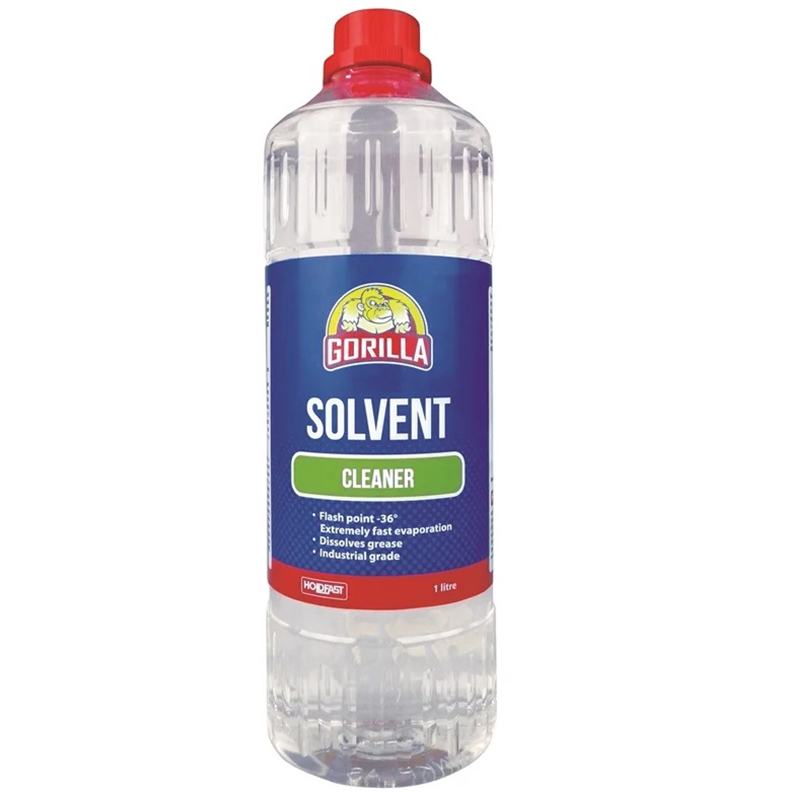 1L Solvent Cleaner Clear