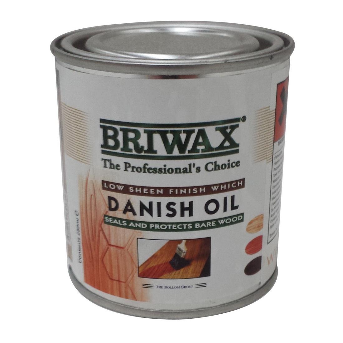 1L Danish Oil Low Finish Amber