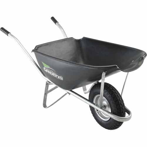 Tradepro 90L Wheelbarrow