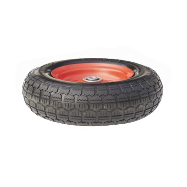 400 x 8 inch Smart-Tyre Flat Free Wheelbarrow Wheel Kit