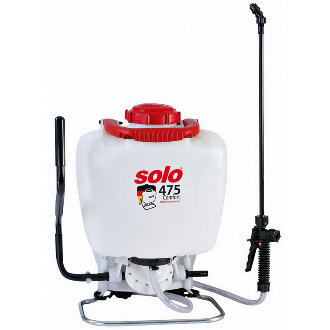 Solo Manual Backpack Sprayer 15 L 475