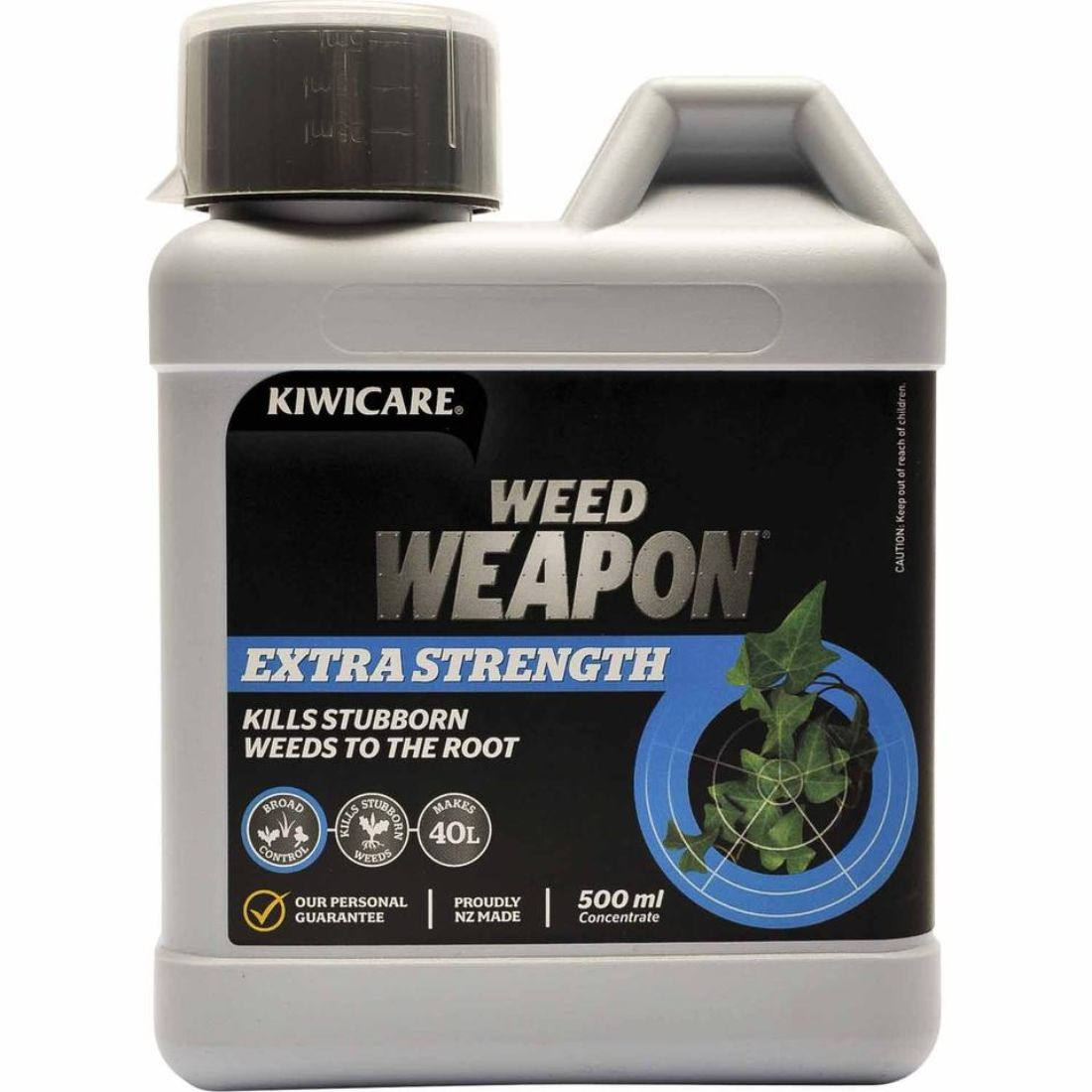 Weed Weapon Extra Strength Concentrate Weed Control 500ml