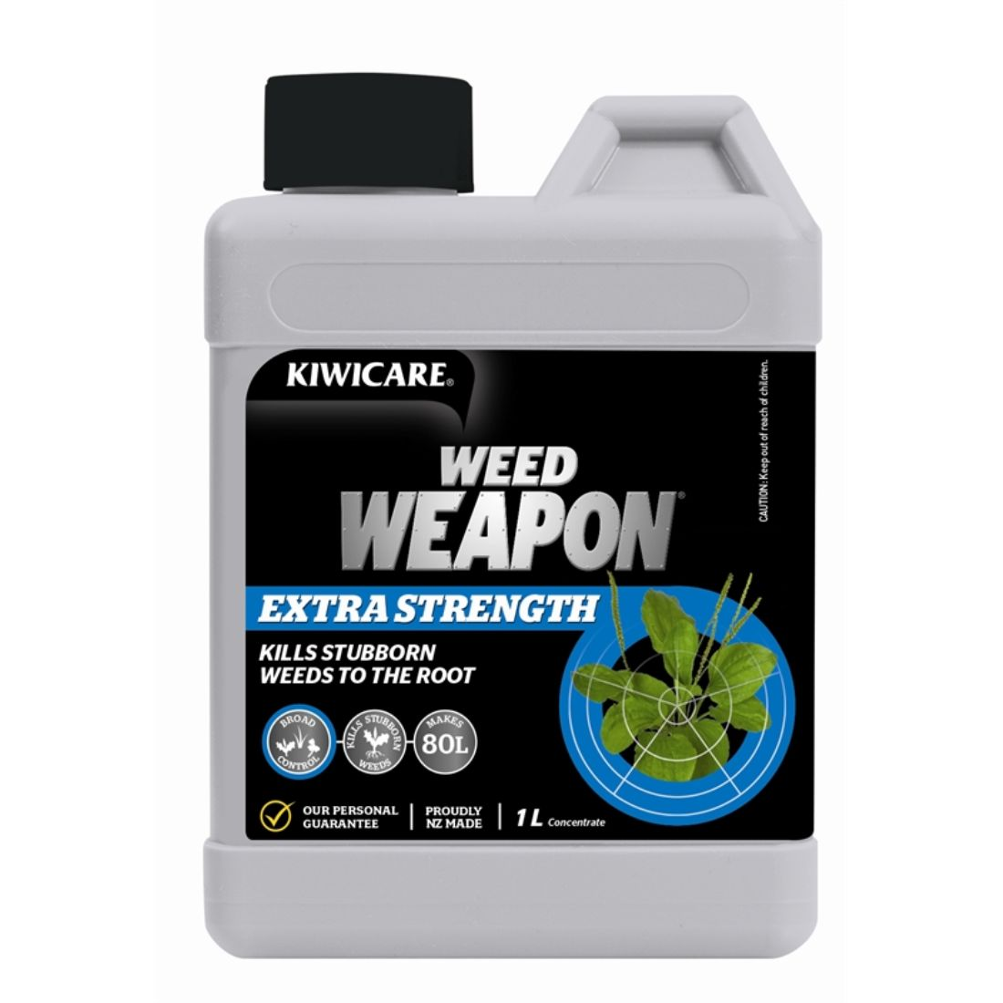 Weed Weapon Extra Strength Concentrate Weed Control 1L