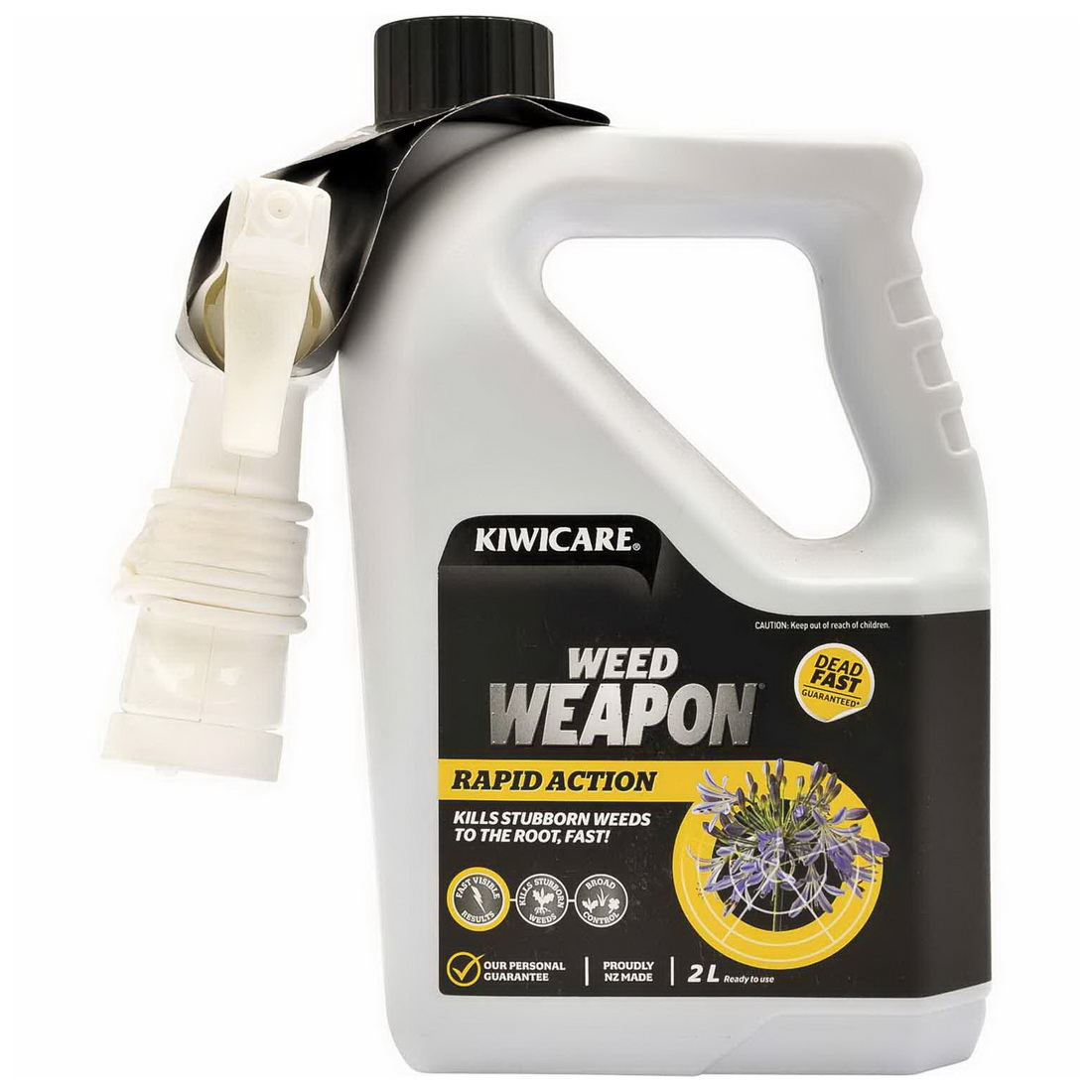 Weed Weapon Rapid Action Ready to Use Weed Control 2L