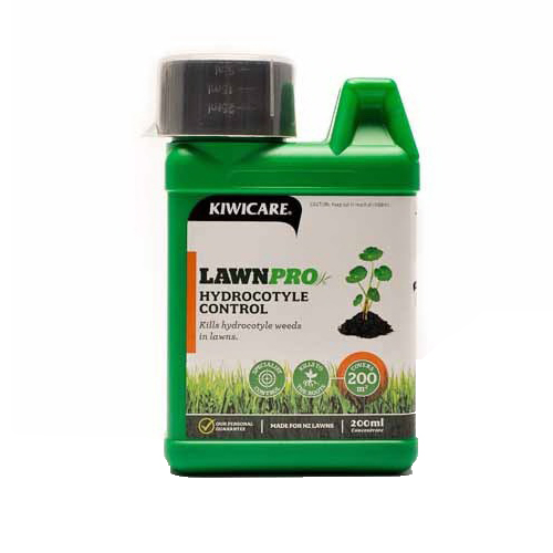 Lawnpro Hydrocotyle Control Concentrate Weed Control 200ml Green G40201
